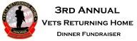 3rd Annual Fundraiser Dinner- Table Sponsor